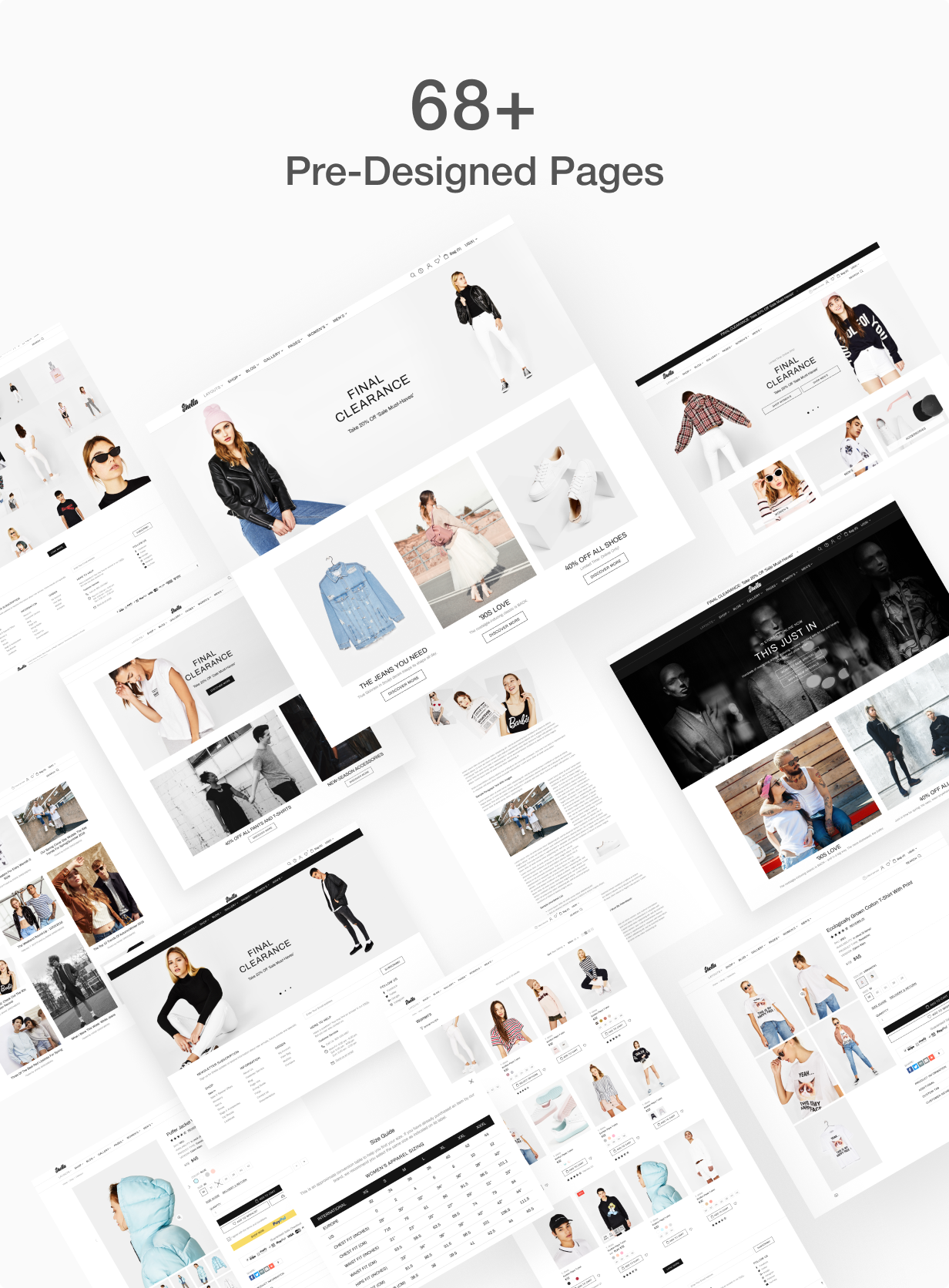 Detailed Features Review for the Shella Shopify theme – Shopify